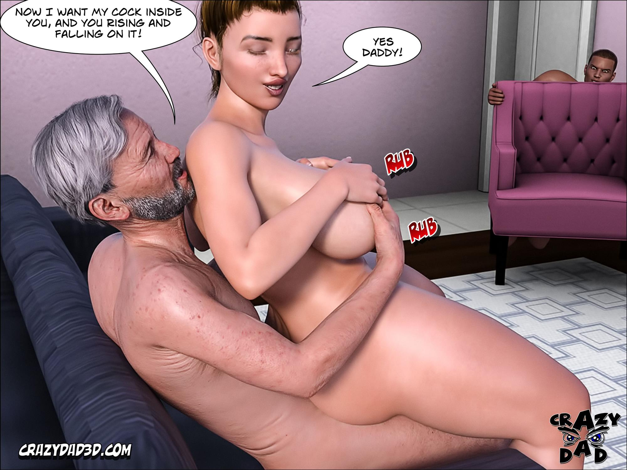 Father-in-Law at Home 10 [Crazy Dad 3D]