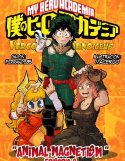 Animal Magnetism 2 (My Hero Academia)