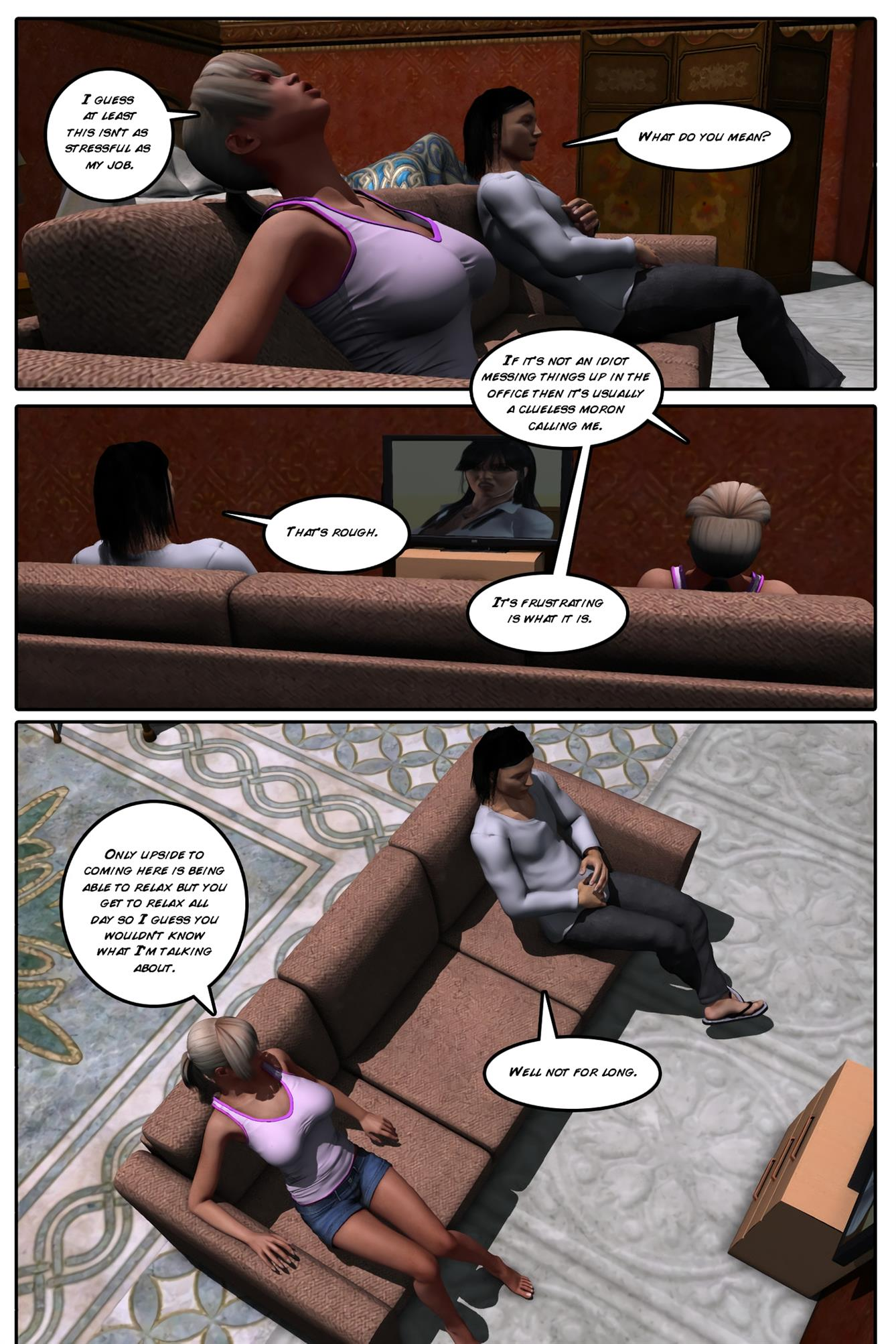 Daddy's Prom 3 [Infinity Sign]