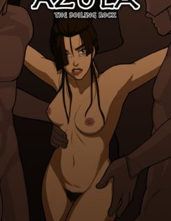Azula – The Boiling Rock (Avatar The Last Airbender)