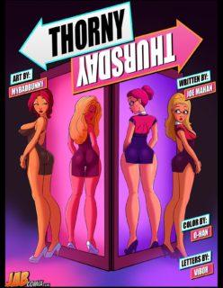 Thorny Thursday [JabComix]