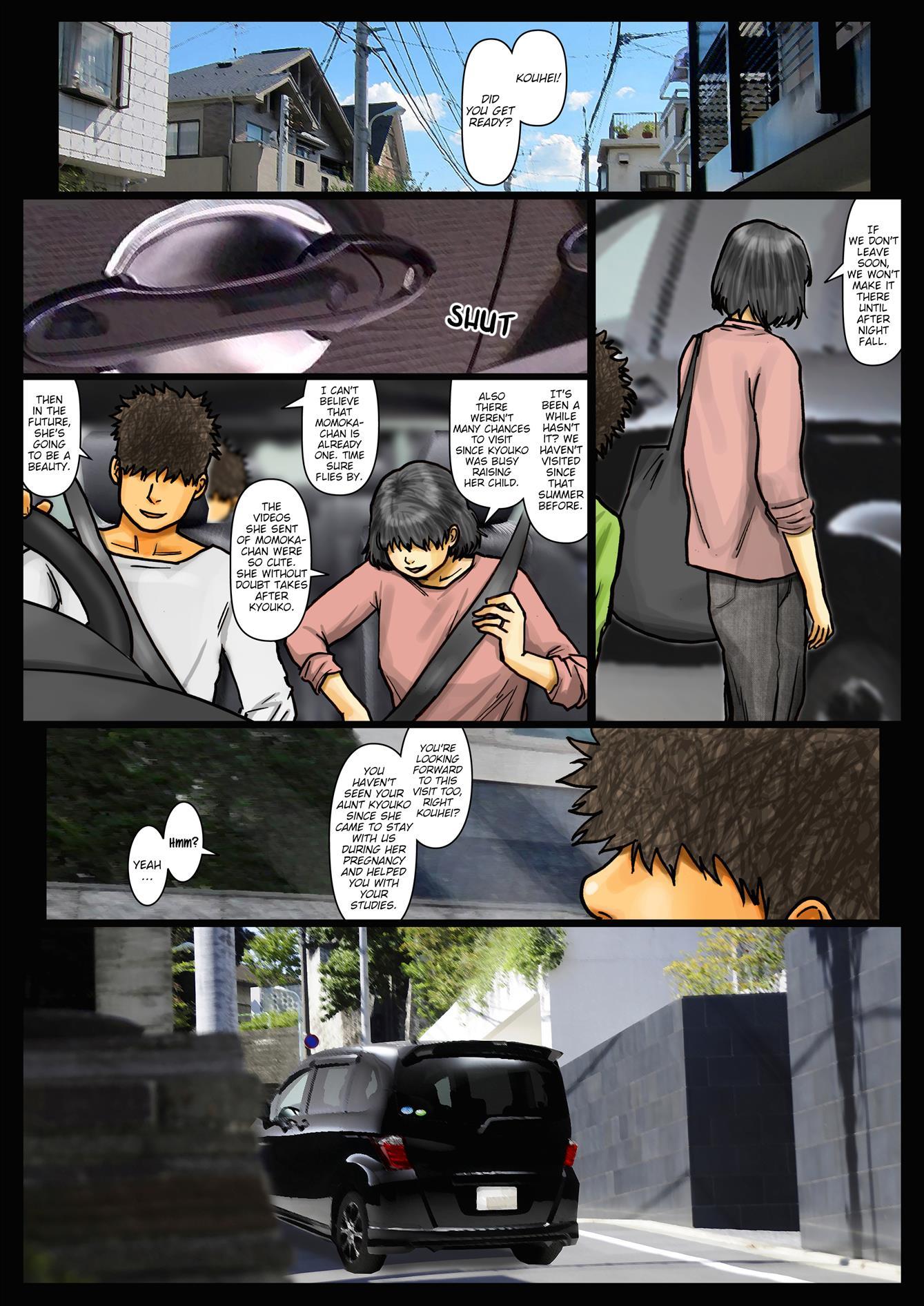 Oba-san no Karada ga Kimochiyo Sugiru kara ~Boku no Oba-san wa Chou Meiki Datta~ 2