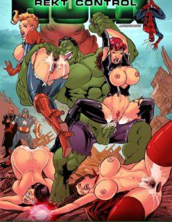 Rekt Control (Spider-Man , The Avengers)