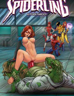 Spiderling (Spider-Man) [Tracy Scops]