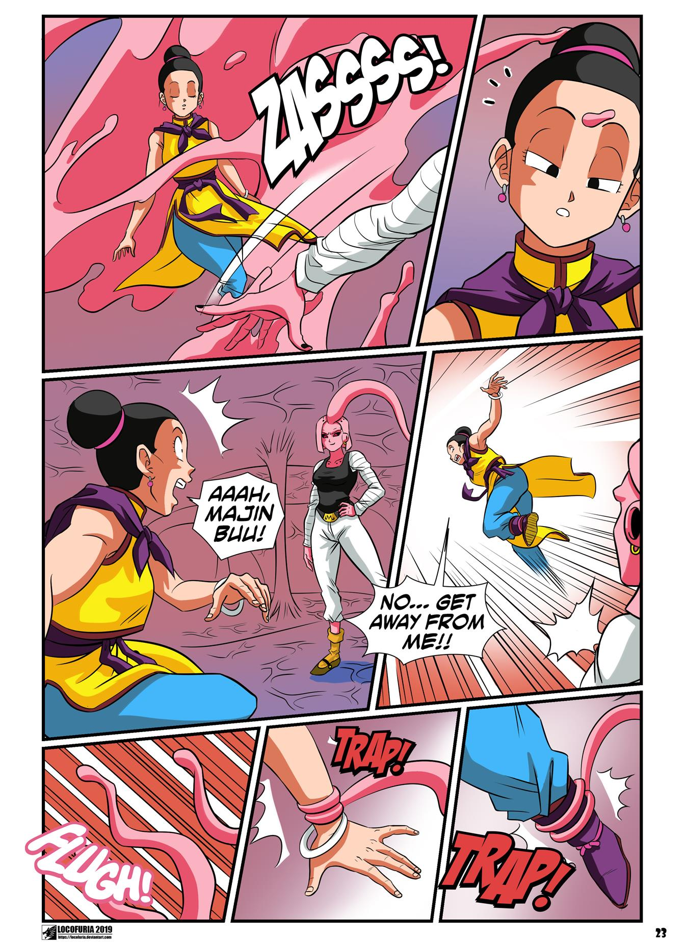 Buu's Bodies 4 (Dragon Ball Z)