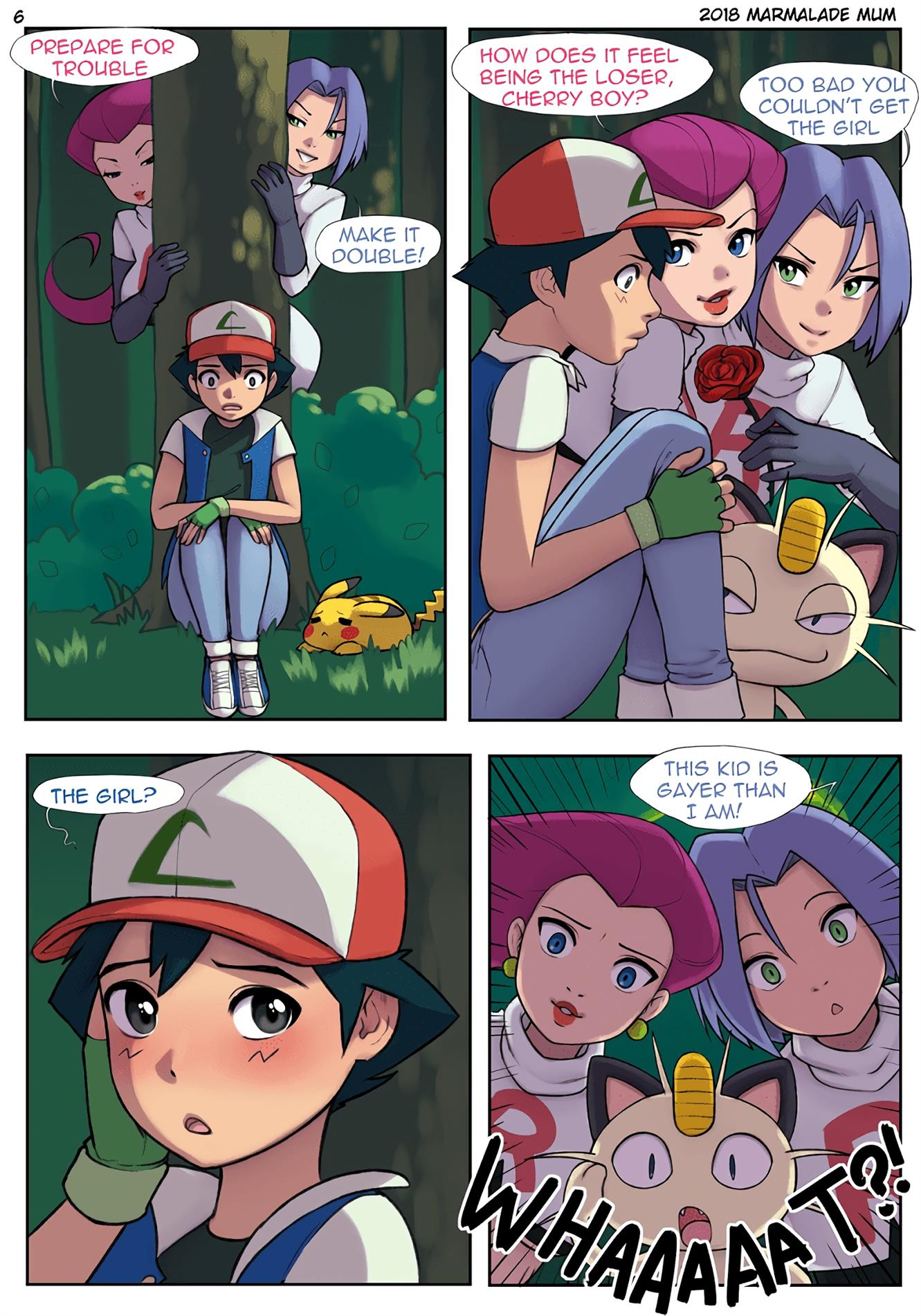 Pokiemen – Futa League (Pokemon) [Marmalade Mum]