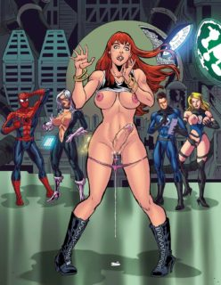 The Futamazing Mary Jane [Tracy Scops]