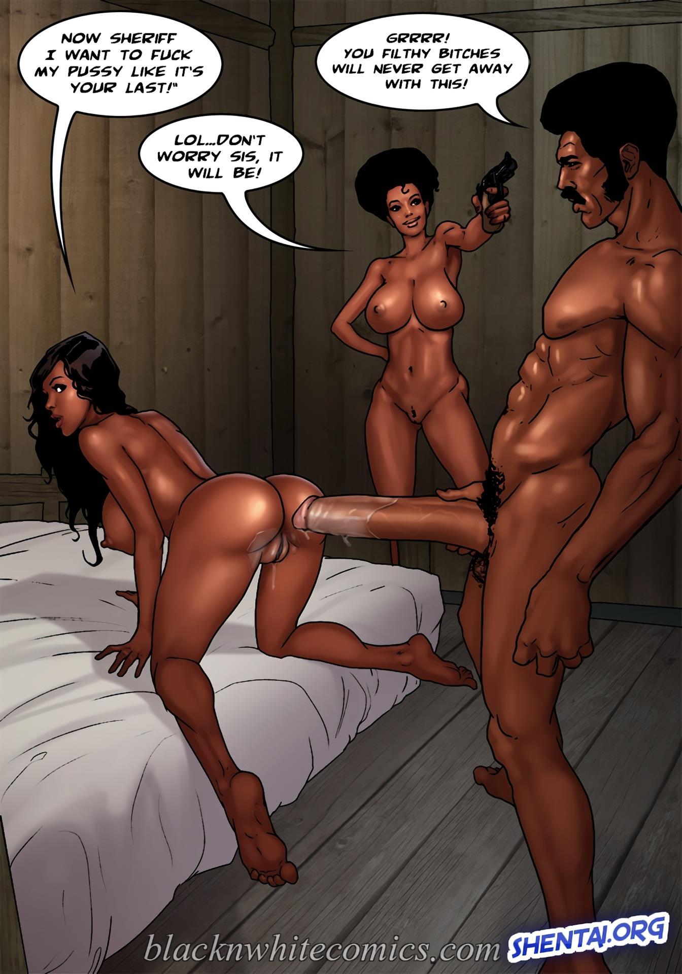 True Dick [BlackNwhite]