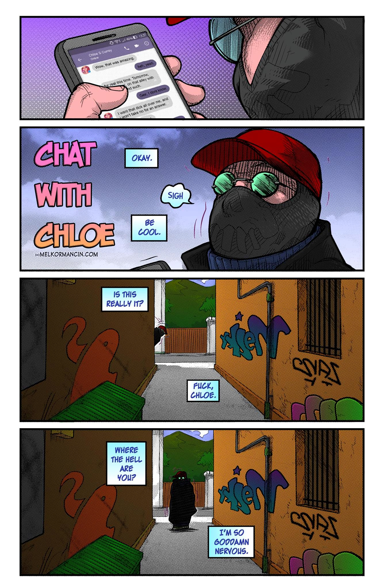 Chat with Chloe