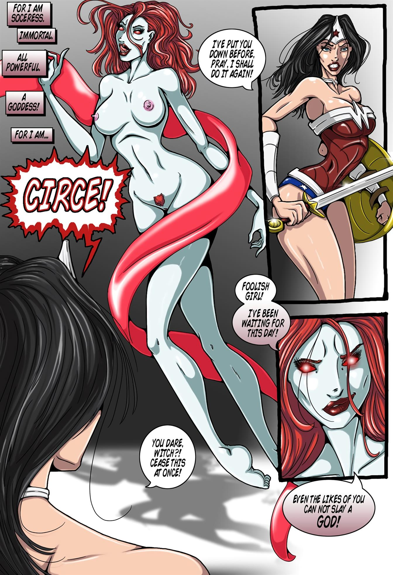 True Injustice (Supergirl)
