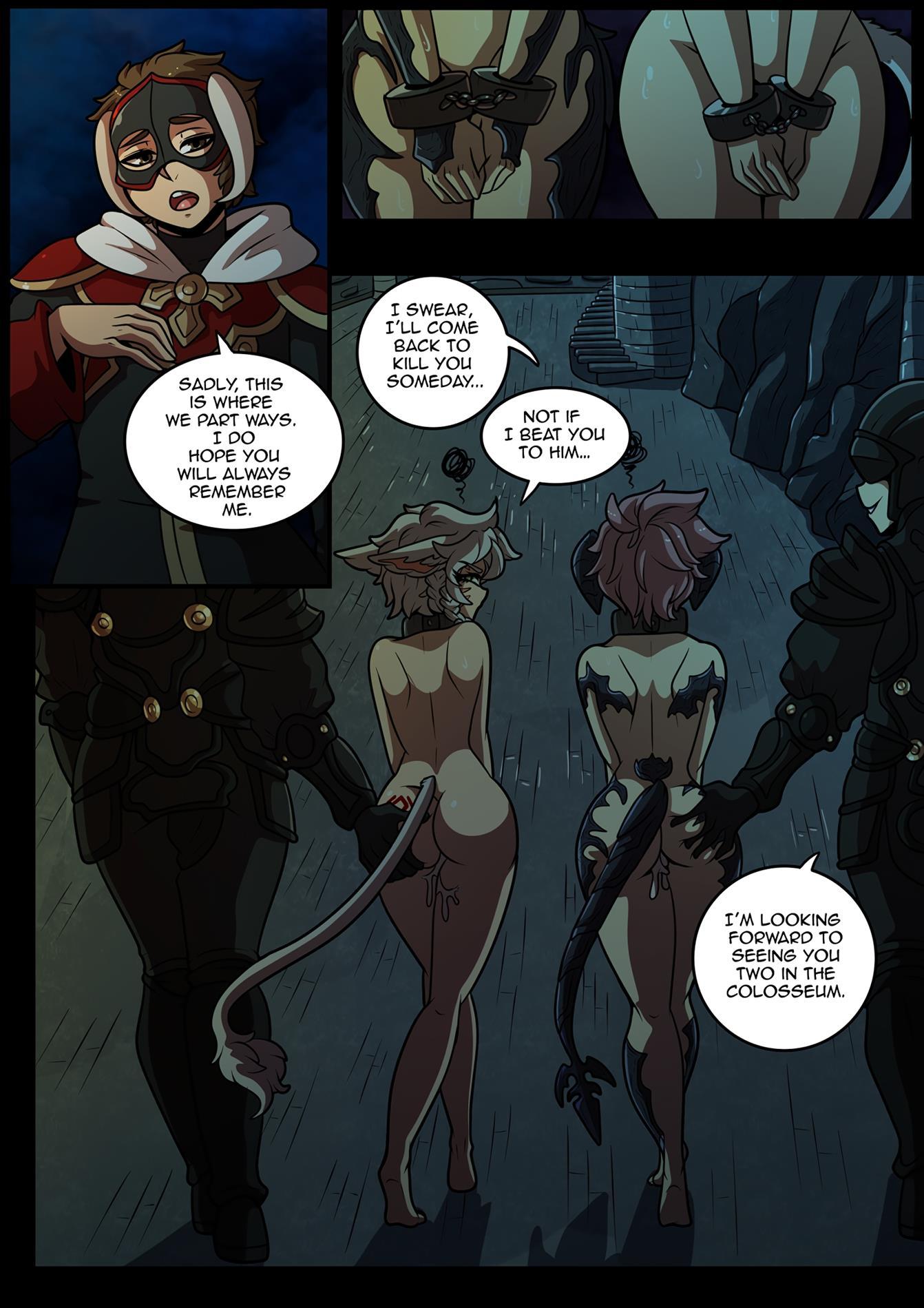 Garlean Trouble (Final Fantasy XIV)