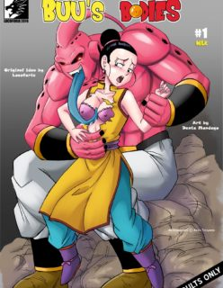 Buu's Bodies 1 (Dragon Ball Z)