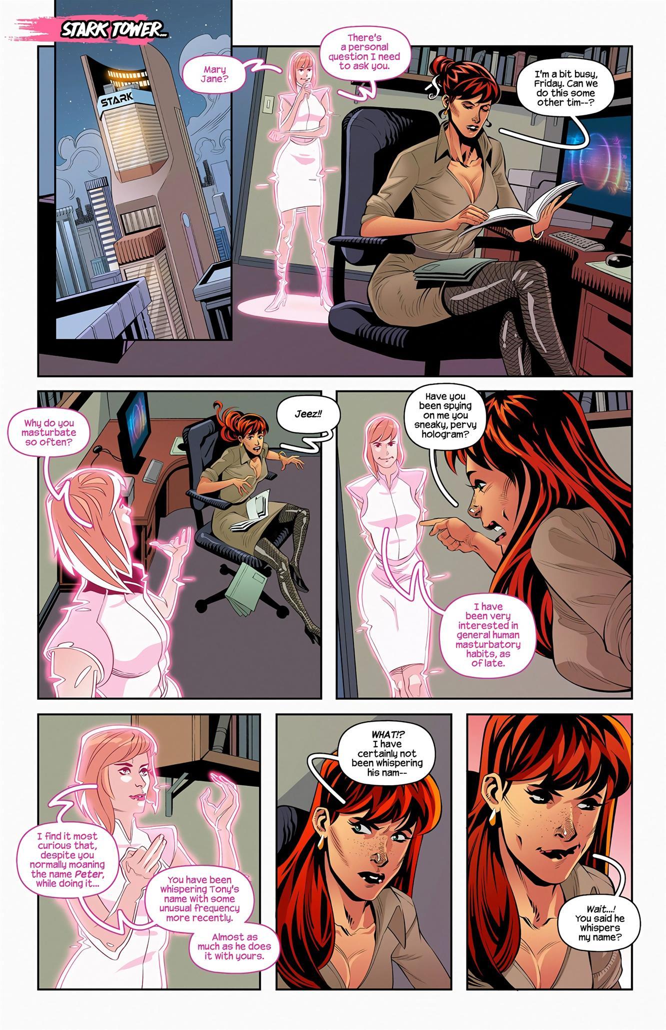 Invincible Iron Spider (Spider-Man) [Tracy Scops]