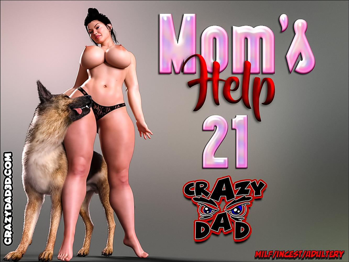 Mom's Help 21 [Crazy Dad 3D]