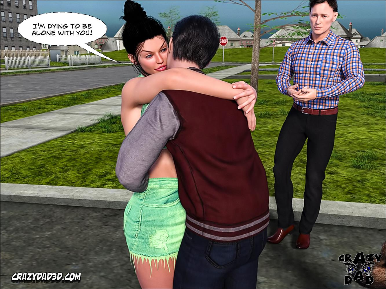 Mom's Help 20 [Crazy Dad 3D]