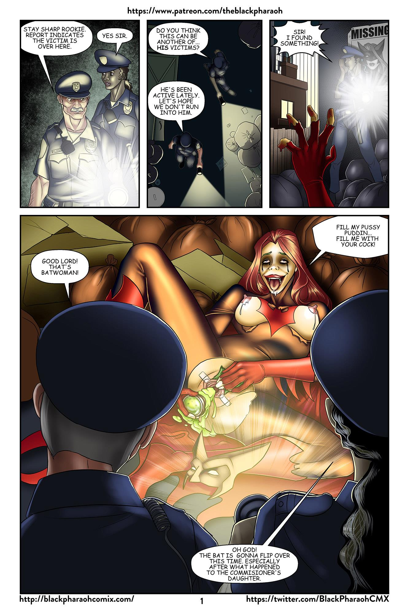 The Inner Joke (Justice League)