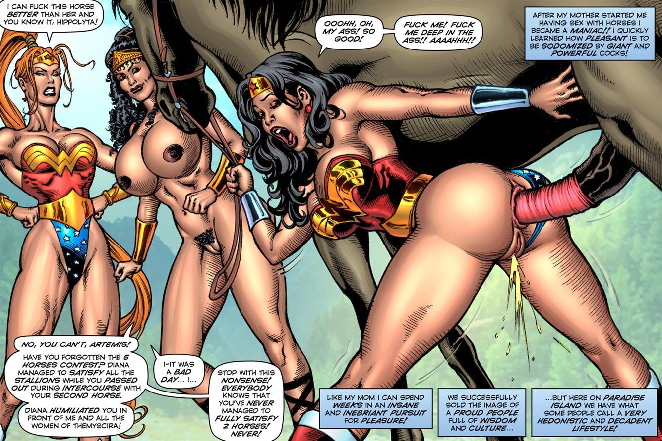 Women porn wonder Wonder woman
