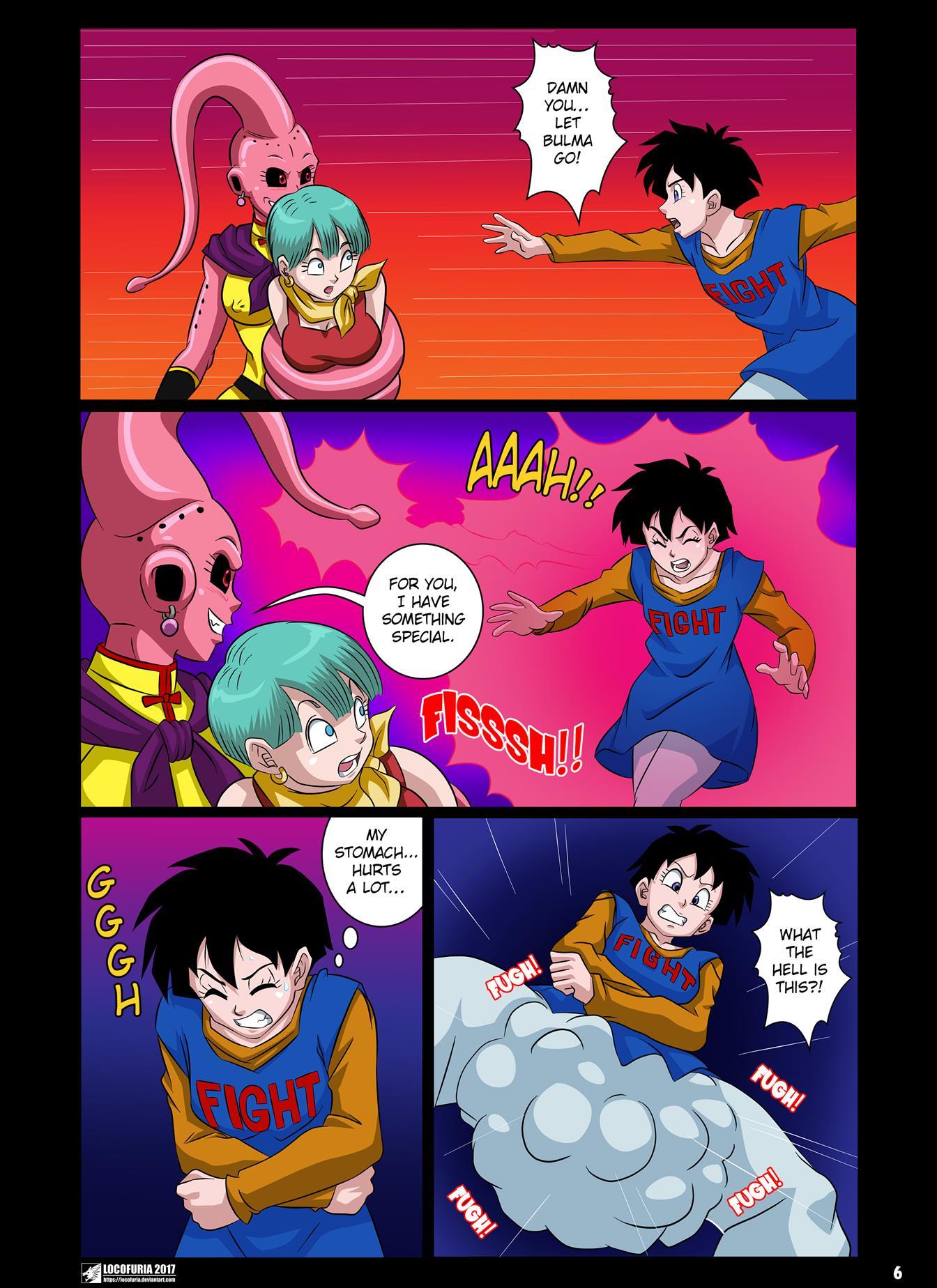 Buu's Bodies 2 (Dragon Ball Z)