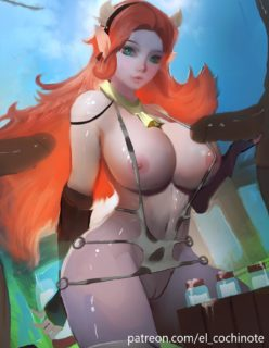 Cow Princess (Hyrule Warriors)