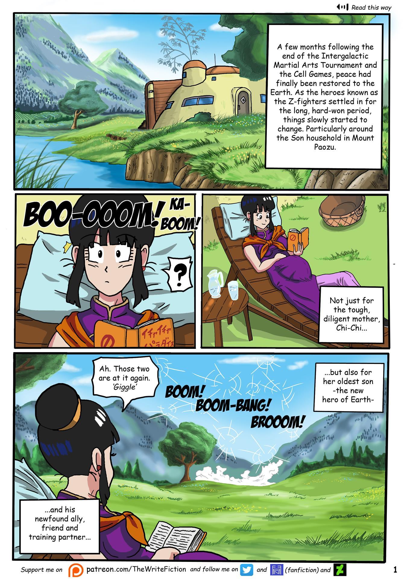 Comic porn ball dragon Dragon Ball