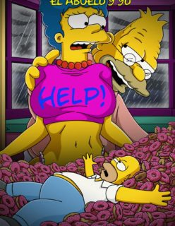 Grandpa and Me (The Simpsons)