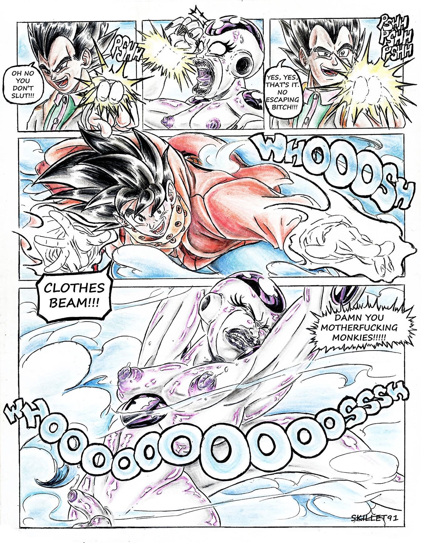 FreezyPop (Dragon Ball Z)