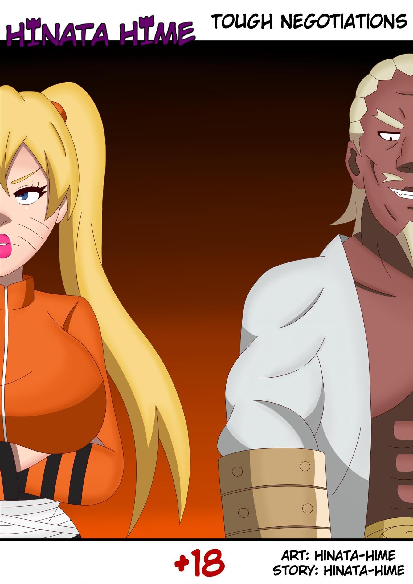 Tough Negotiations (Naruto)