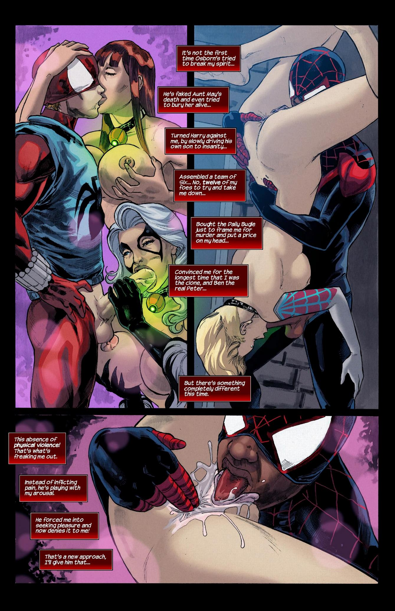 The Goblinning (Spider-Man)