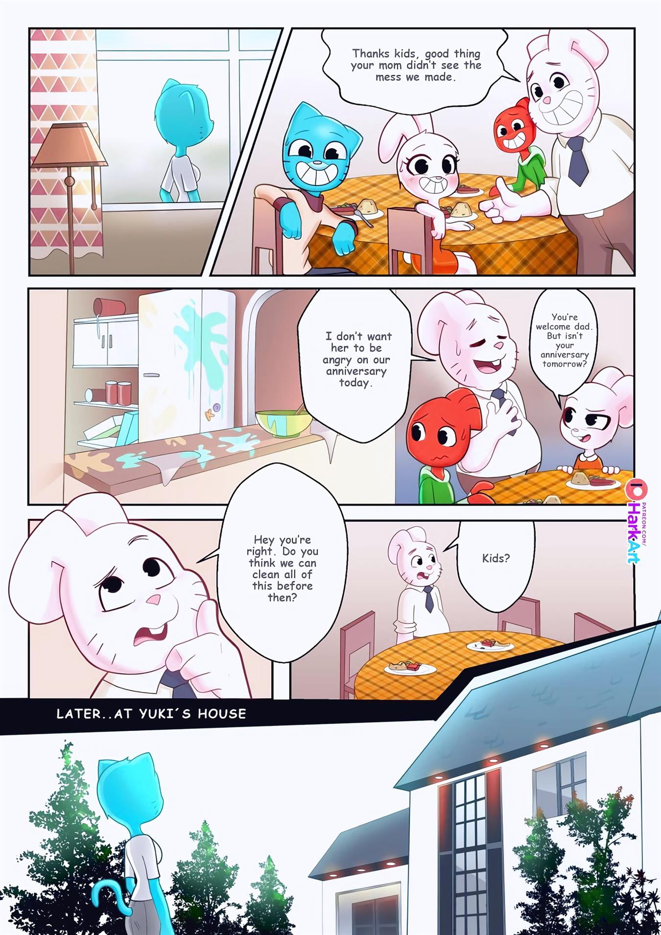 The Amazing Surprise (The Amazing World of Gumball)