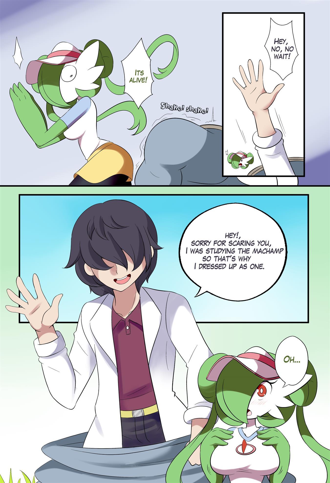 Gardevoir Trainer (Pokemon)