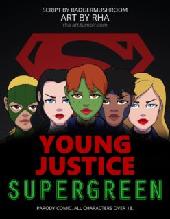 Supergreen (Young Justice)